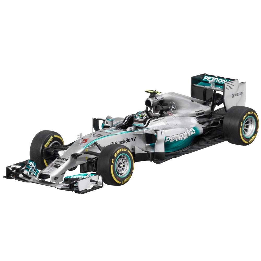MERCEDES AMG PETRONAS Formula One™ Team, 2014, Nico